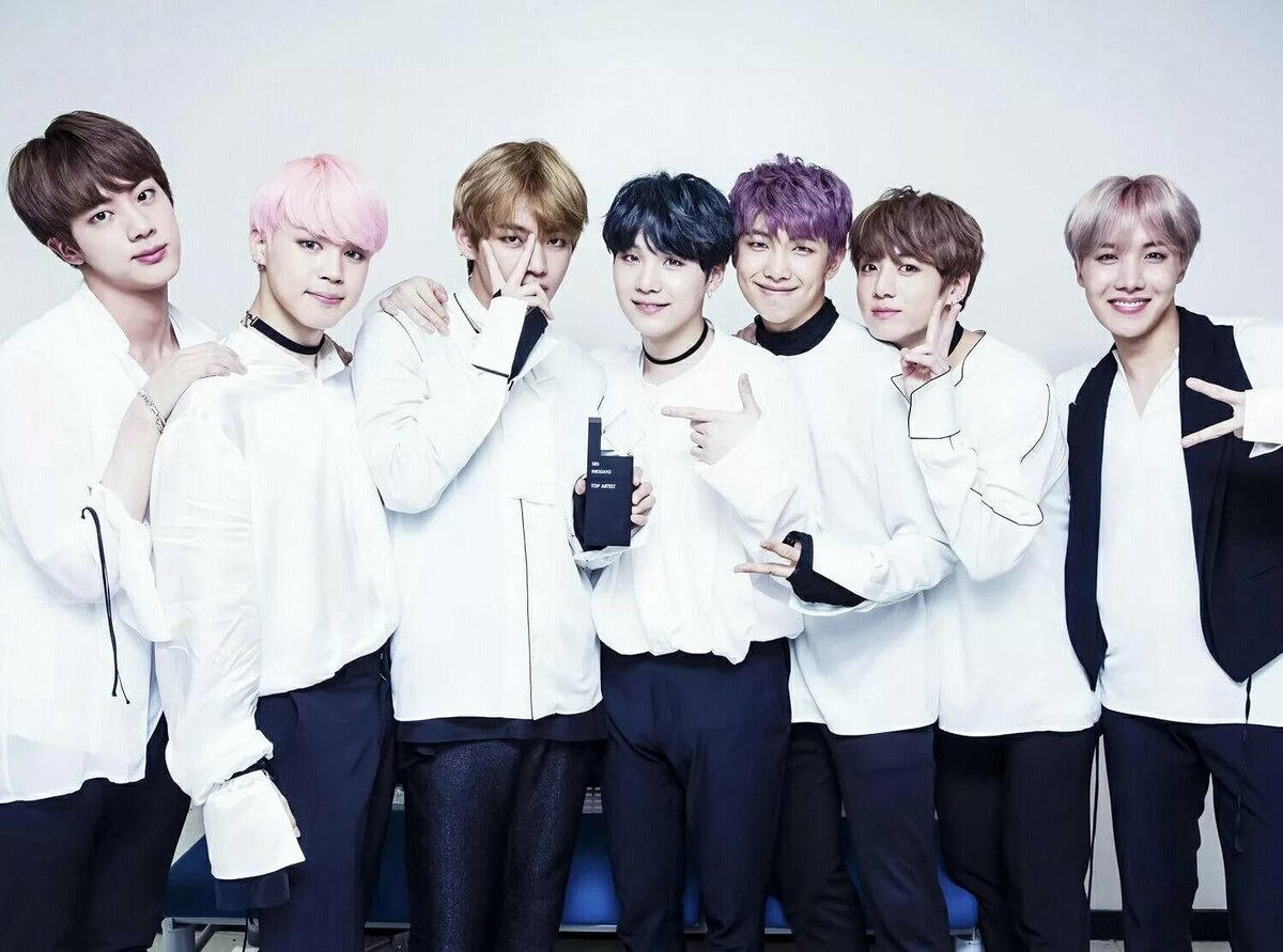 BTS At Inkigayo (170226) ❤ #BTS #방탄소년단 BTS Bts, Bts bangtan