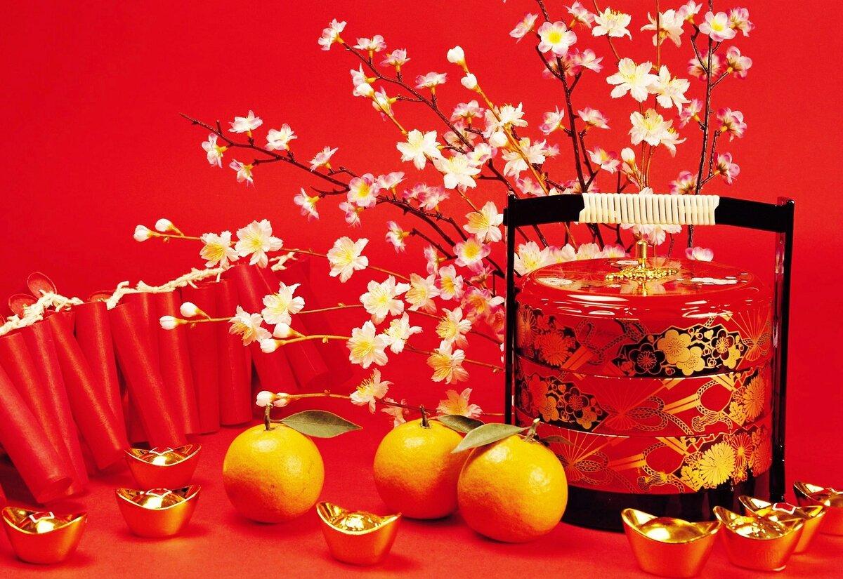 Картинку для, китайские картинки на новый год