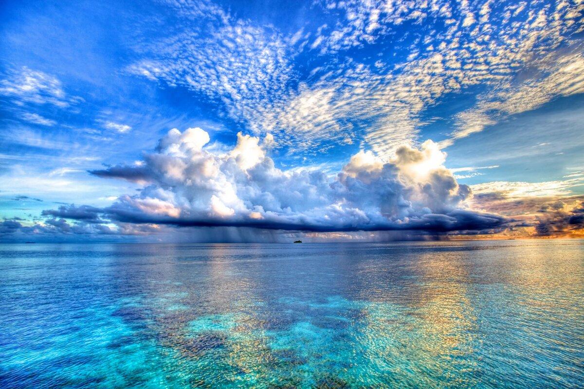 Картинки океана на рабочий стол