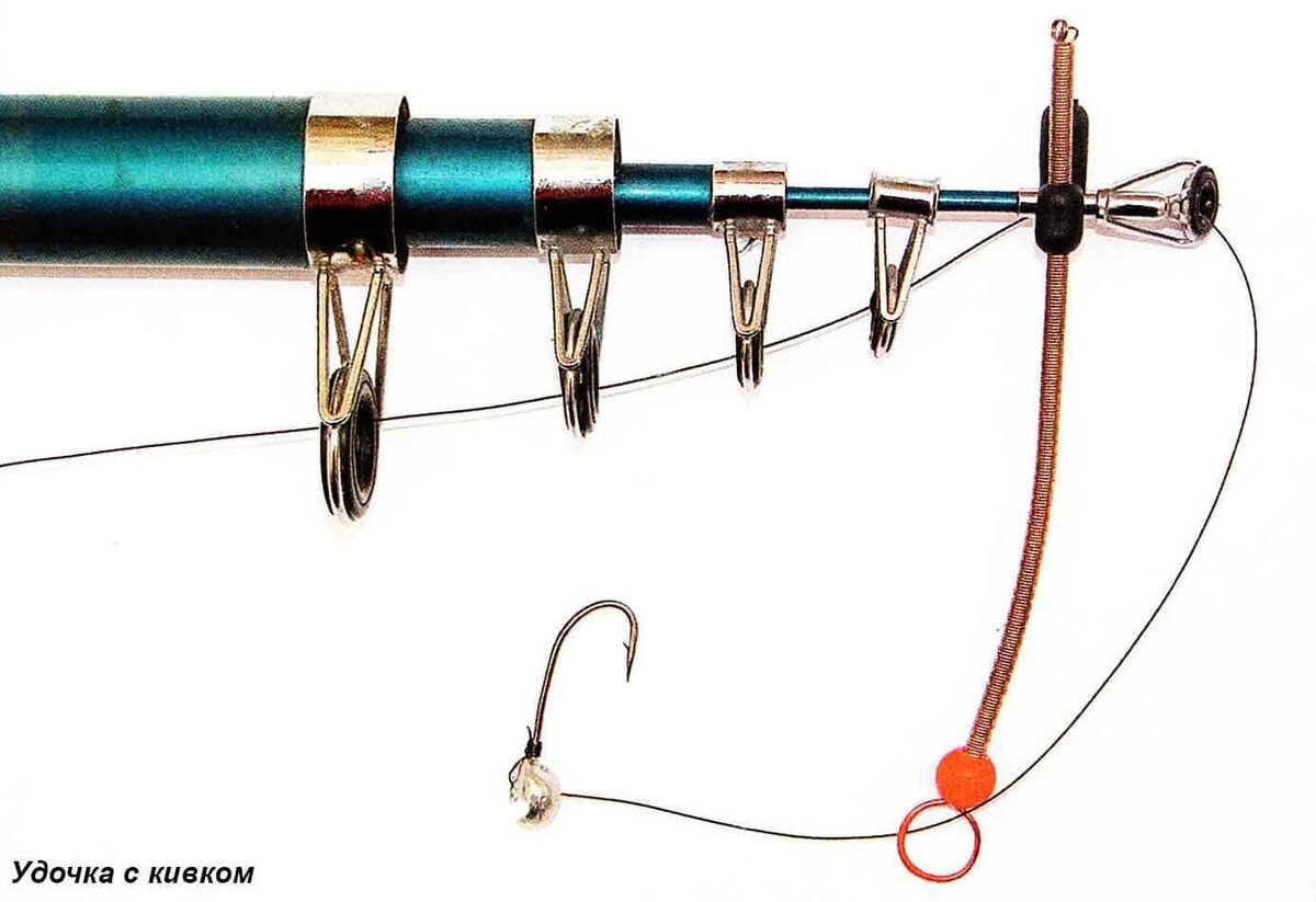 Рыбалка. снасти своими руками