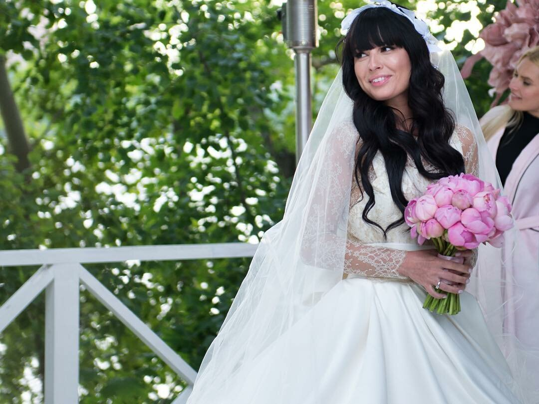 Нелли ермолаева фото со свадьбы второй раз