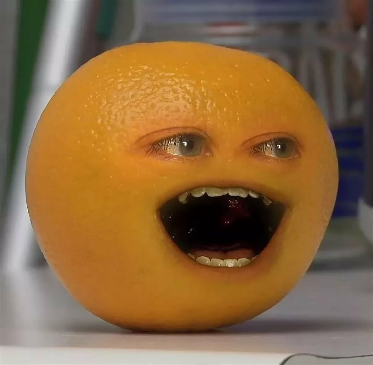Картинка апельсин прикольный, ромео джульетта
