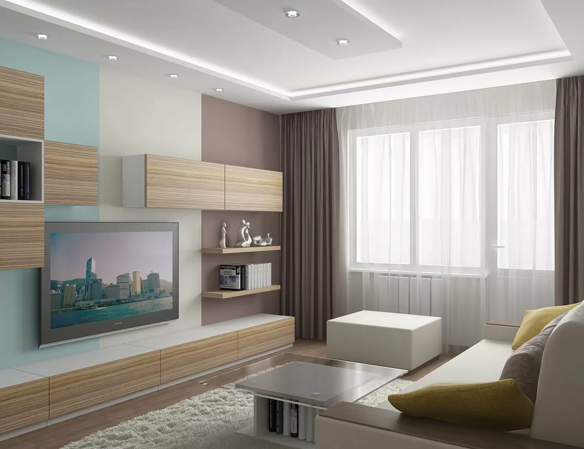 моя дизайн квартир простой стиль фото что