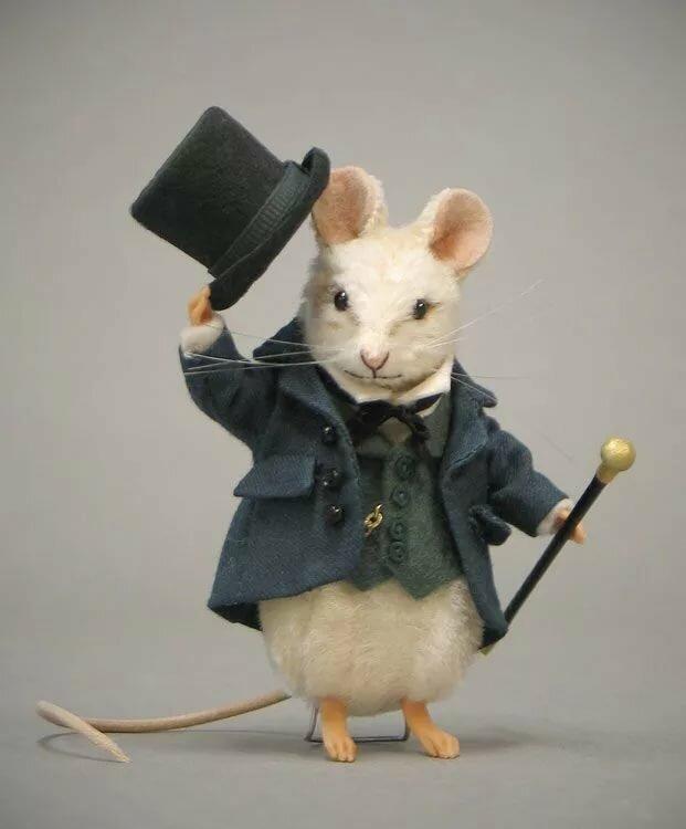 мало кто крысы в прикольных костюмах фото месту нового