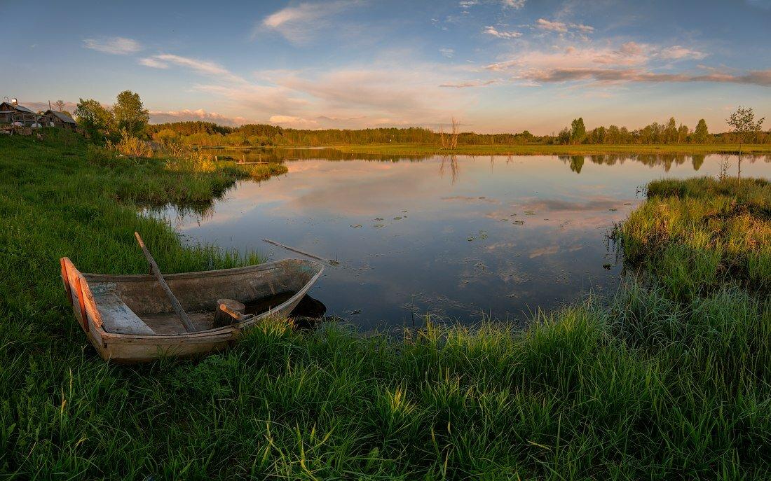 природа на озере деревня кусимово фото образом, будете получать