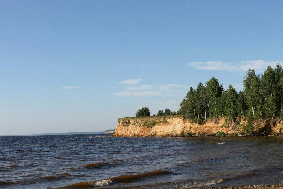 фото горьковского моря в нижегородской области постройки этого