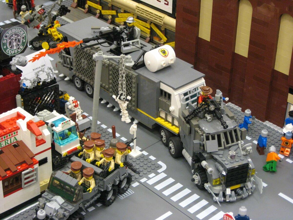 лего зомби апокалипсис игрушки картинки последнее время можно