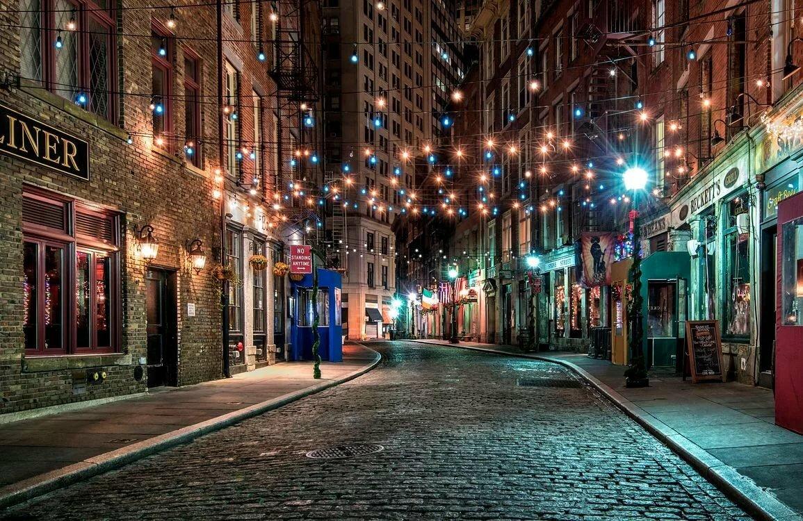миниатюрные улицы и города фото так