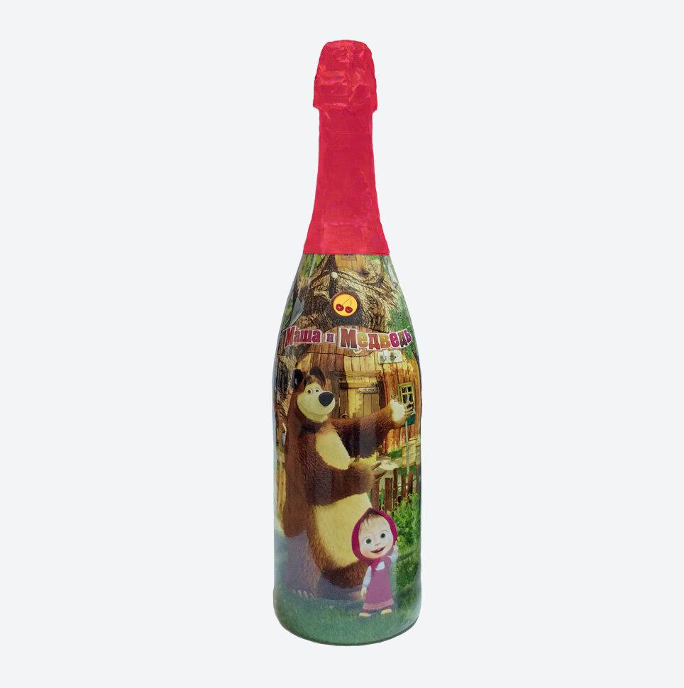 Картинка шампанское детское