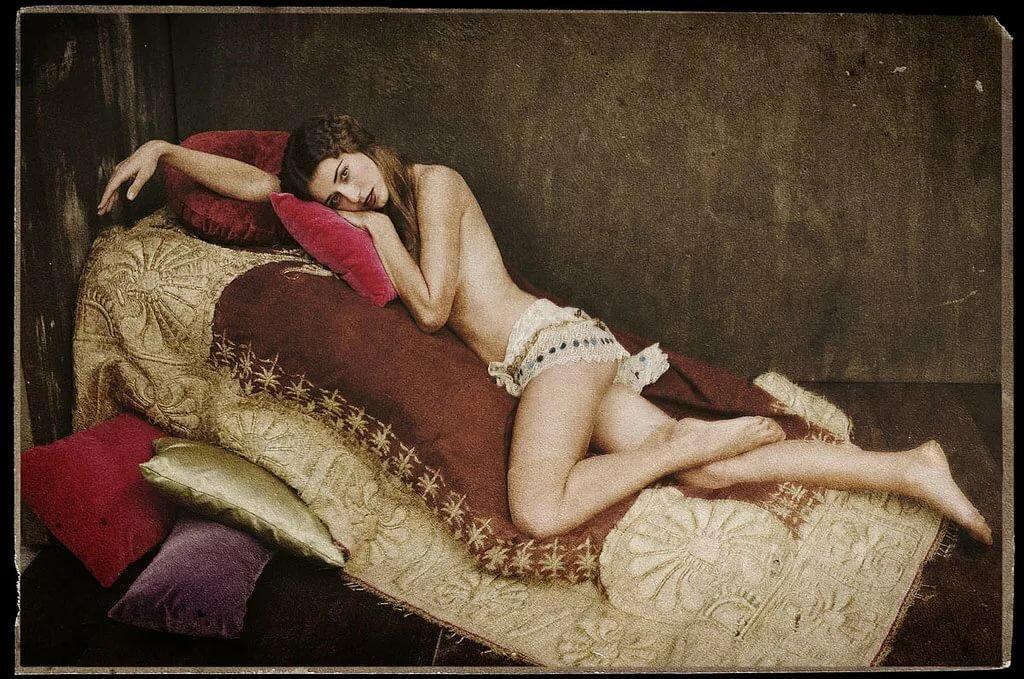 Erotic nude art ffm — 3