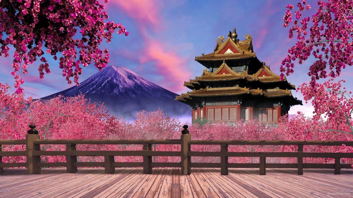 япония картинки фон