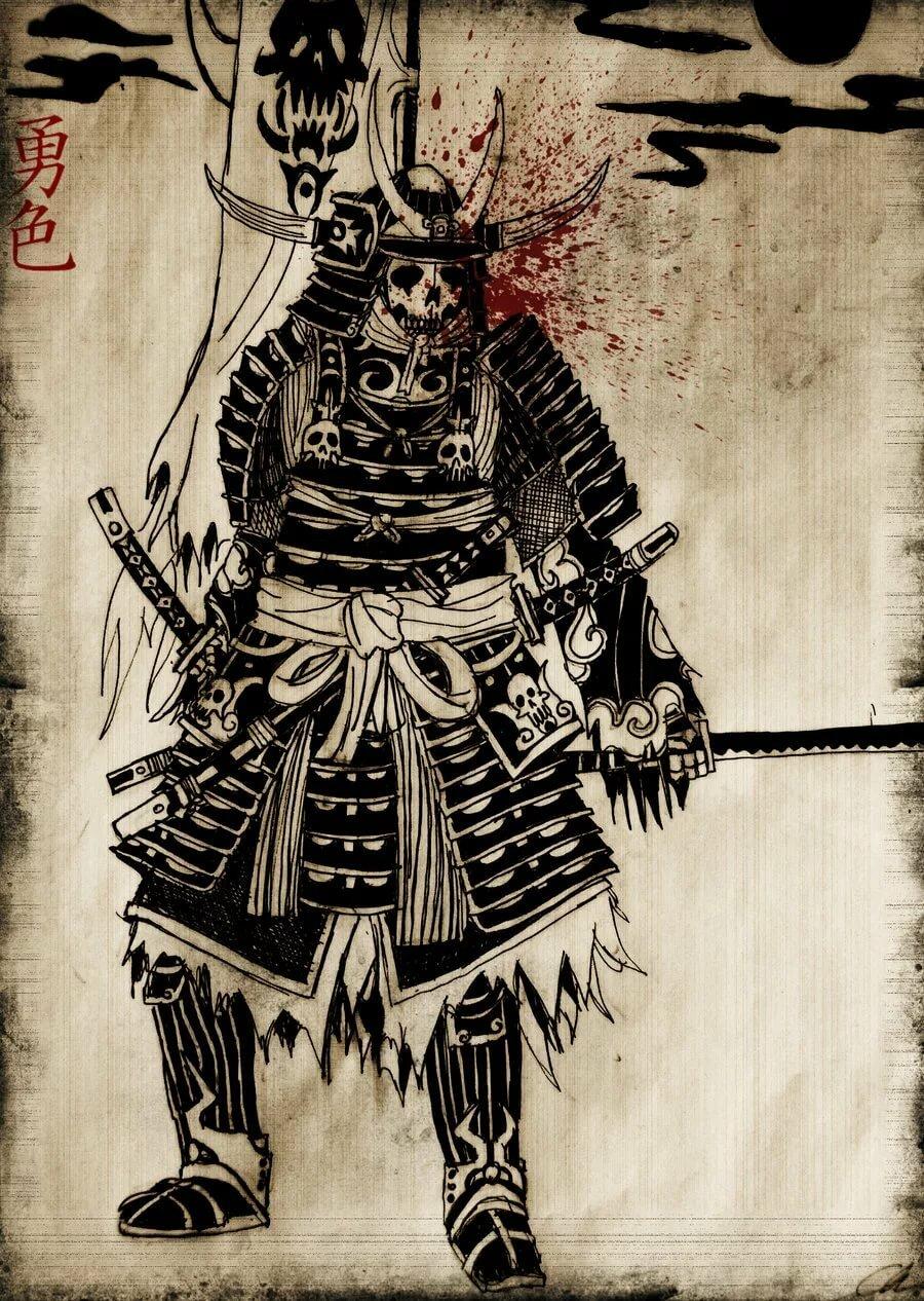 самураи ронины в картинках нами