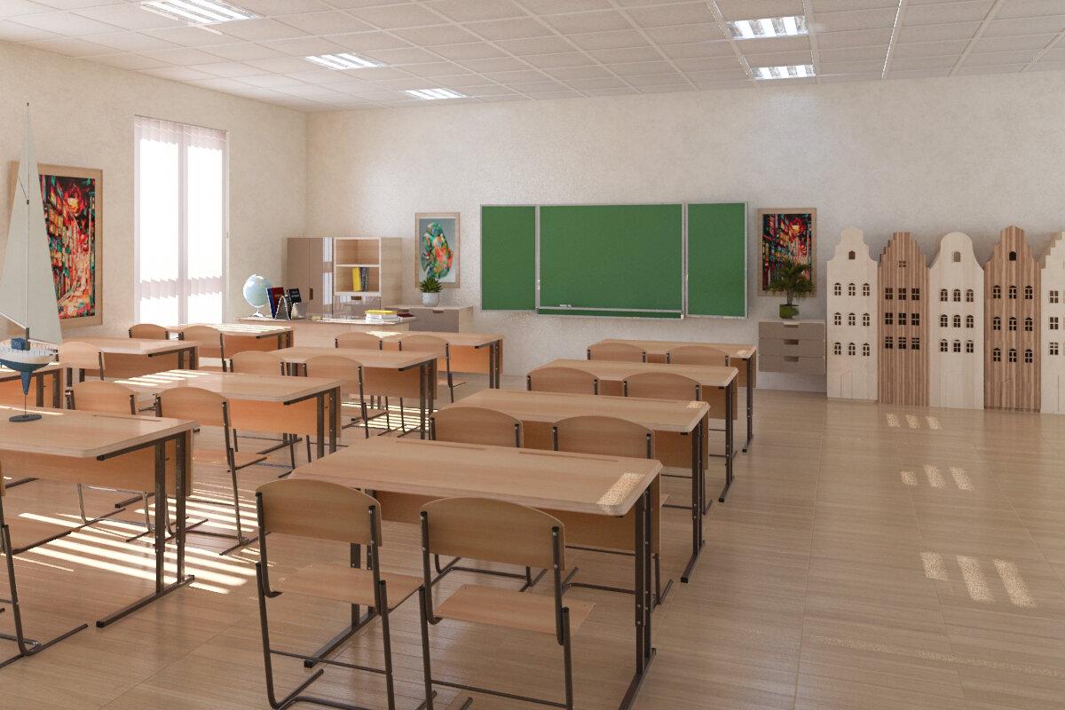 Школа классы картинки