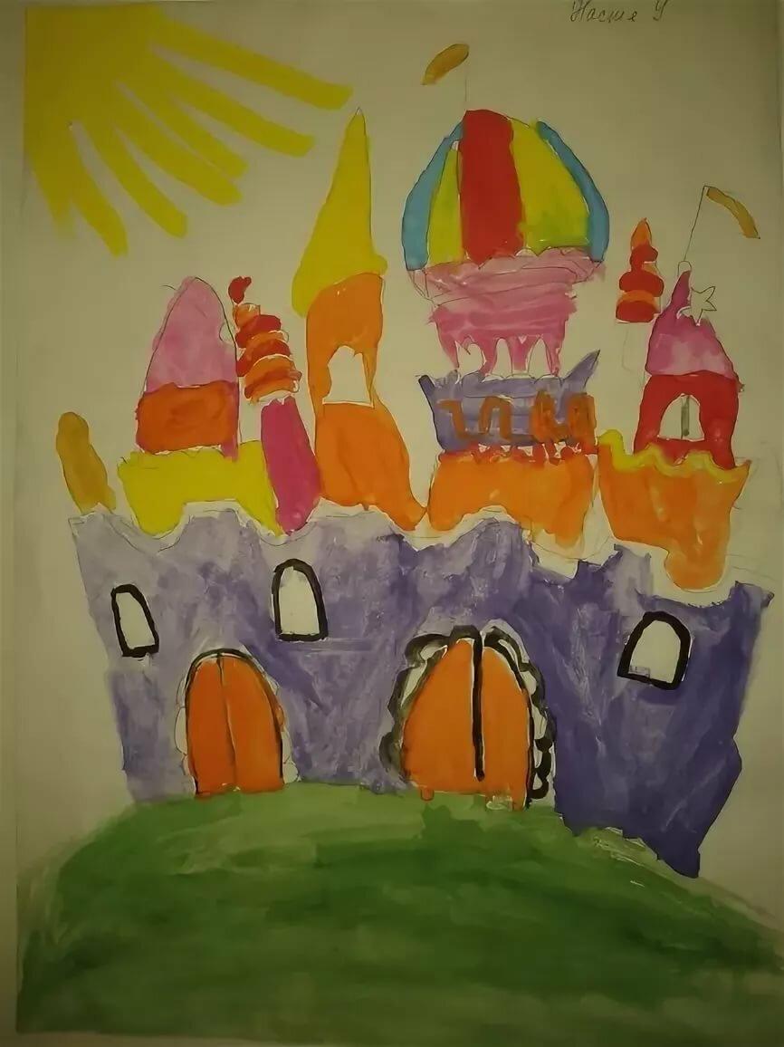 картинка по рисованию сказочный дворец светильники винтажная мебель