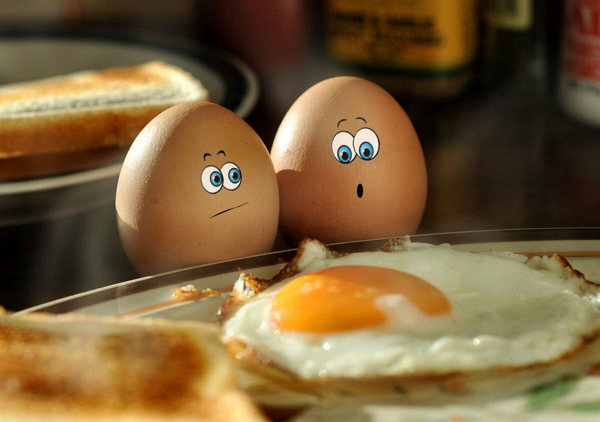 Картинка смешное про утро