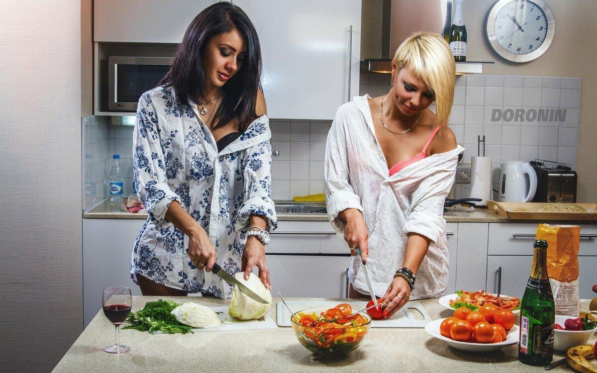 Прикольные картинки с готовкой еды