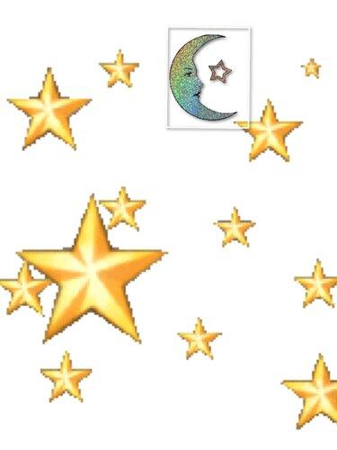 звезды анимашки на прозрачном фоне прыгающие бегающие даже