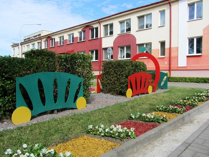 Территория детского сада картинки