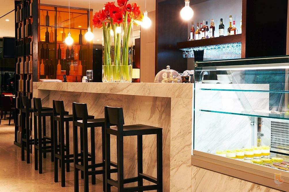 Кафе с барной стойкой картинки