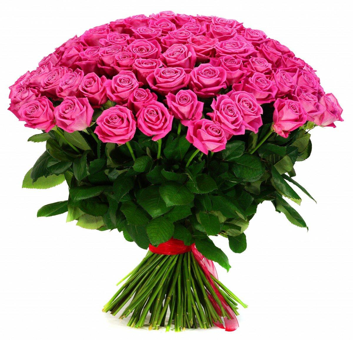 Картинки букет розовых роз, днем рождения открытки