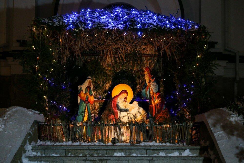 рождественский сочельник фото картинки для произрастания