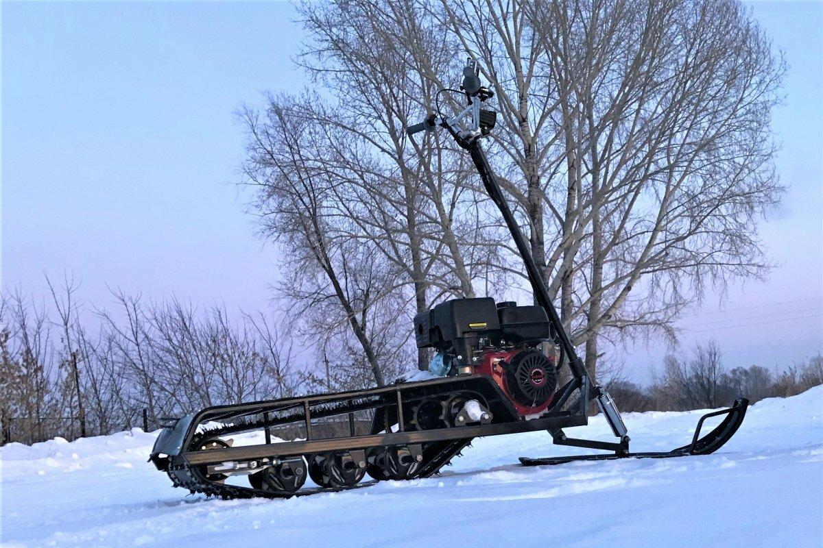 Снегокат Русак