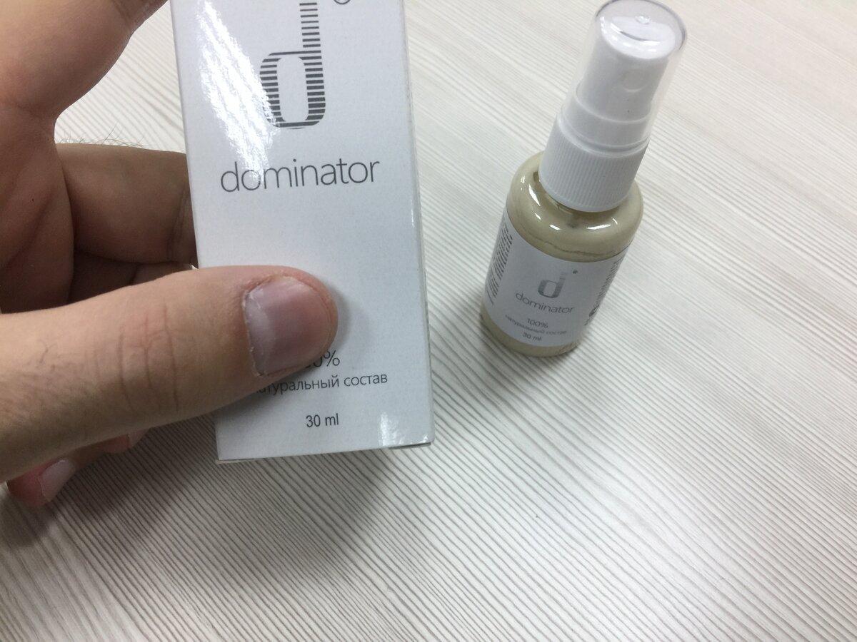 Dominator спрей для увеличения члена в Кызыле
