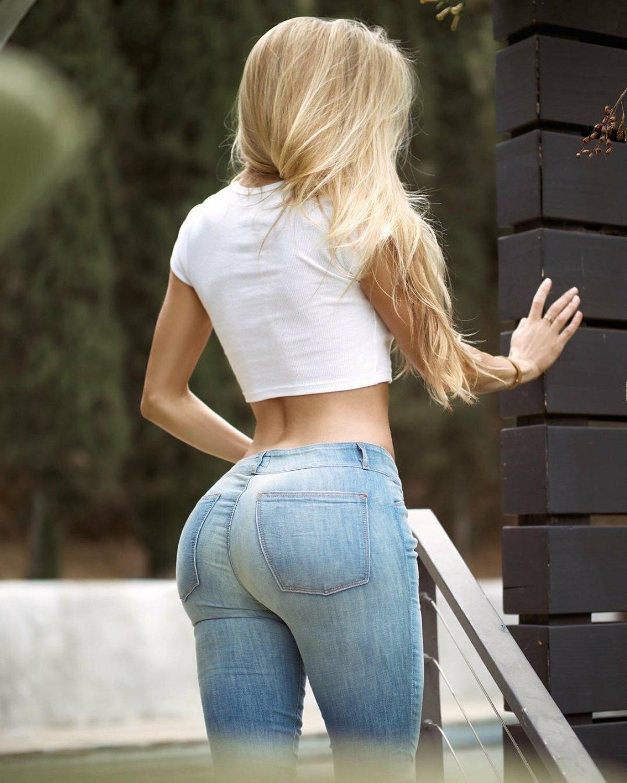 Картинки порно попки в джинсах — img 13