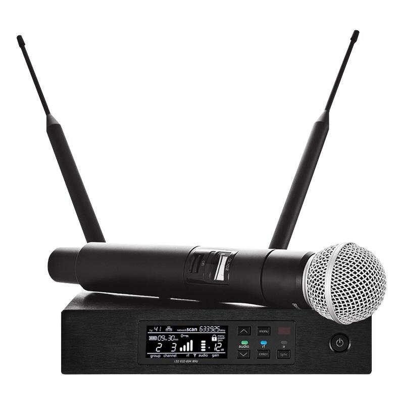 беспроводной микрофон купить в москве