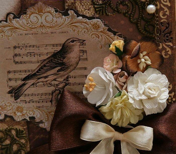 Заказ музыкальной открытки