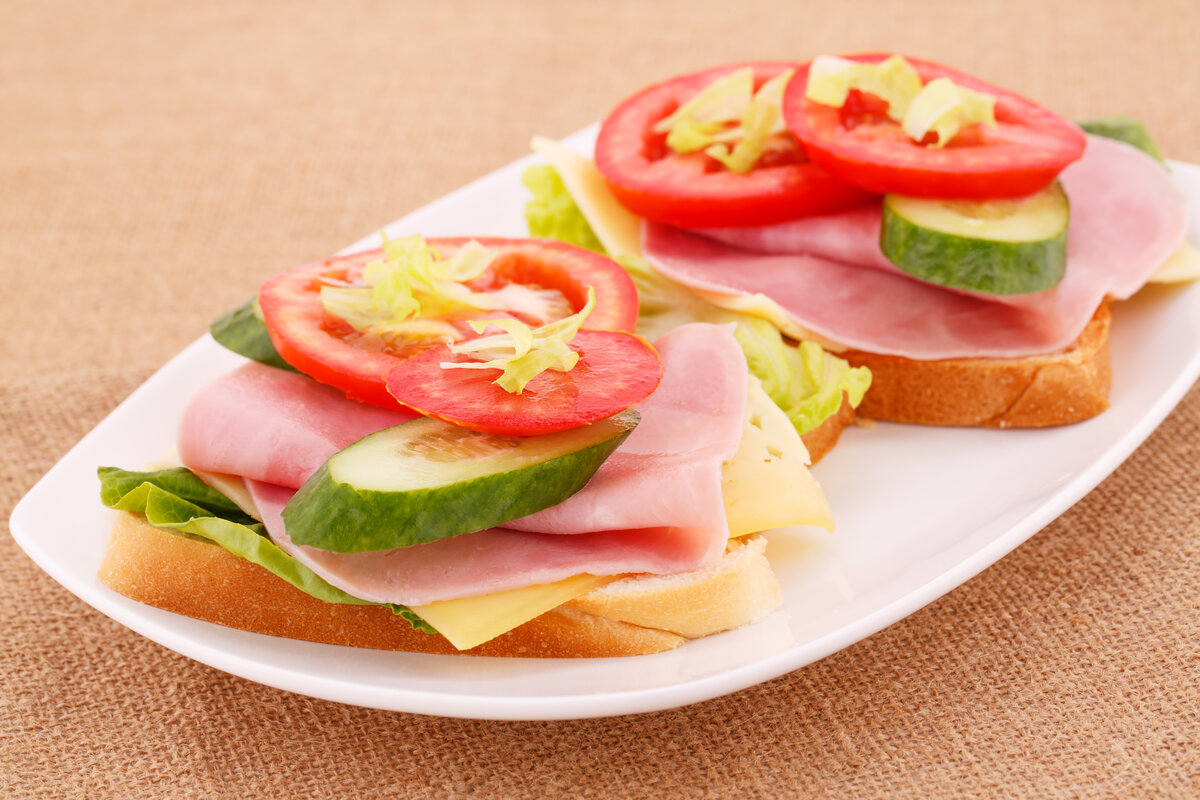 Картинки для, картинки с бутербродами