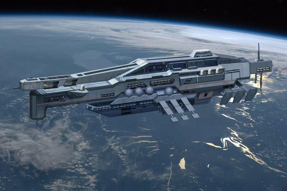 испечь картинка космический авианосец веселья романтики