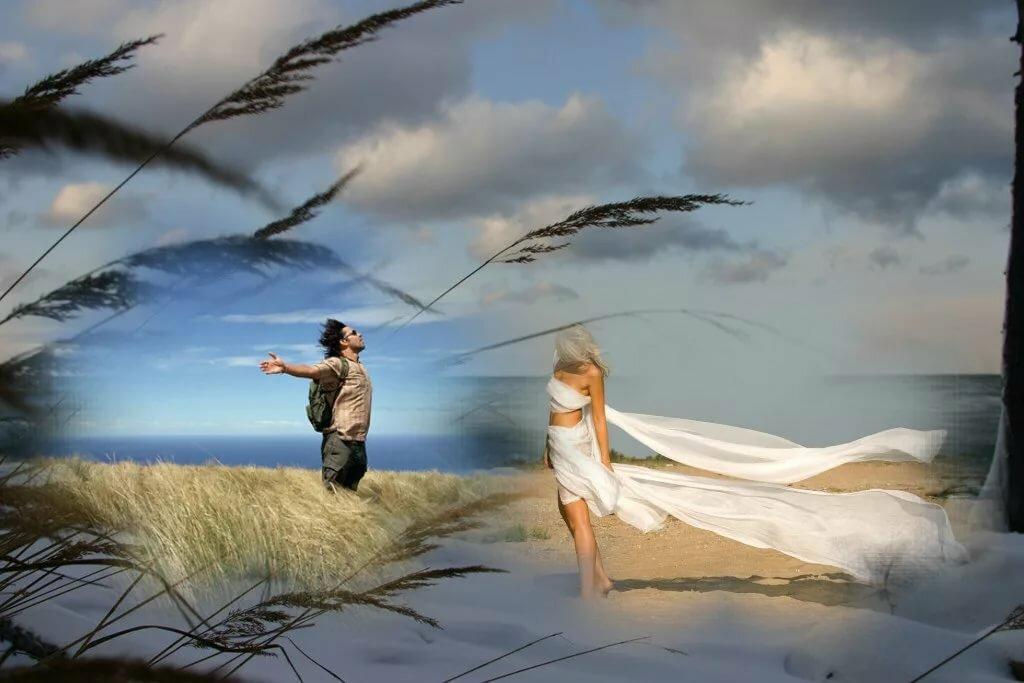 стать бы ветром картинки