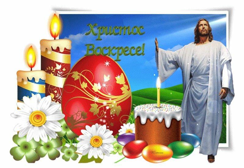 В картинках воистину воскресе