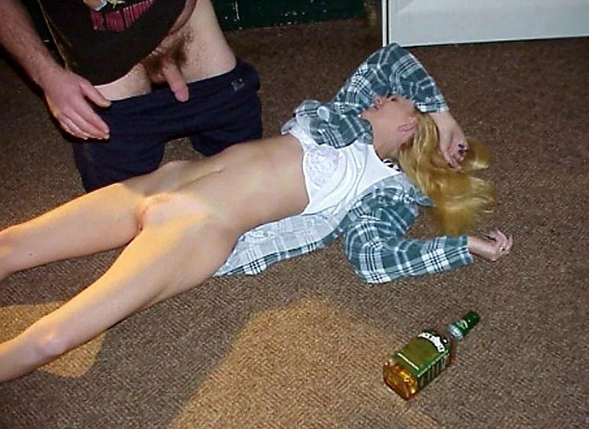 Funny drunk naked women