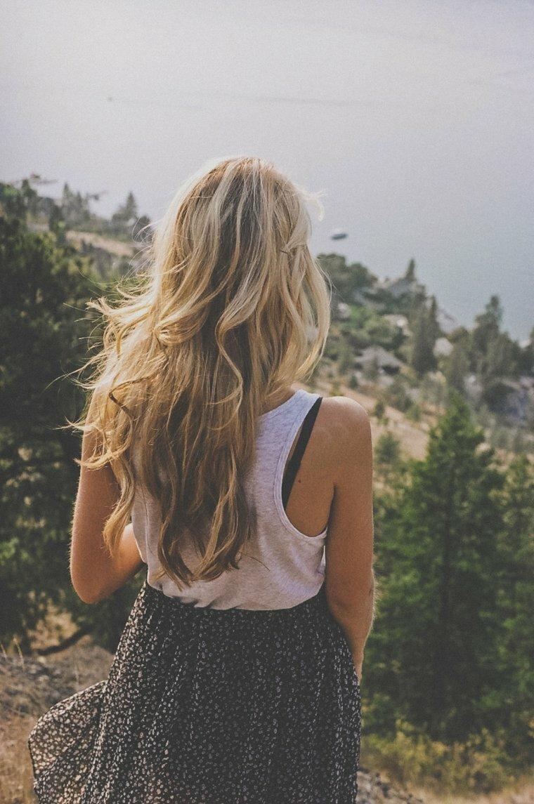 Картинки девушек со русыми волосами