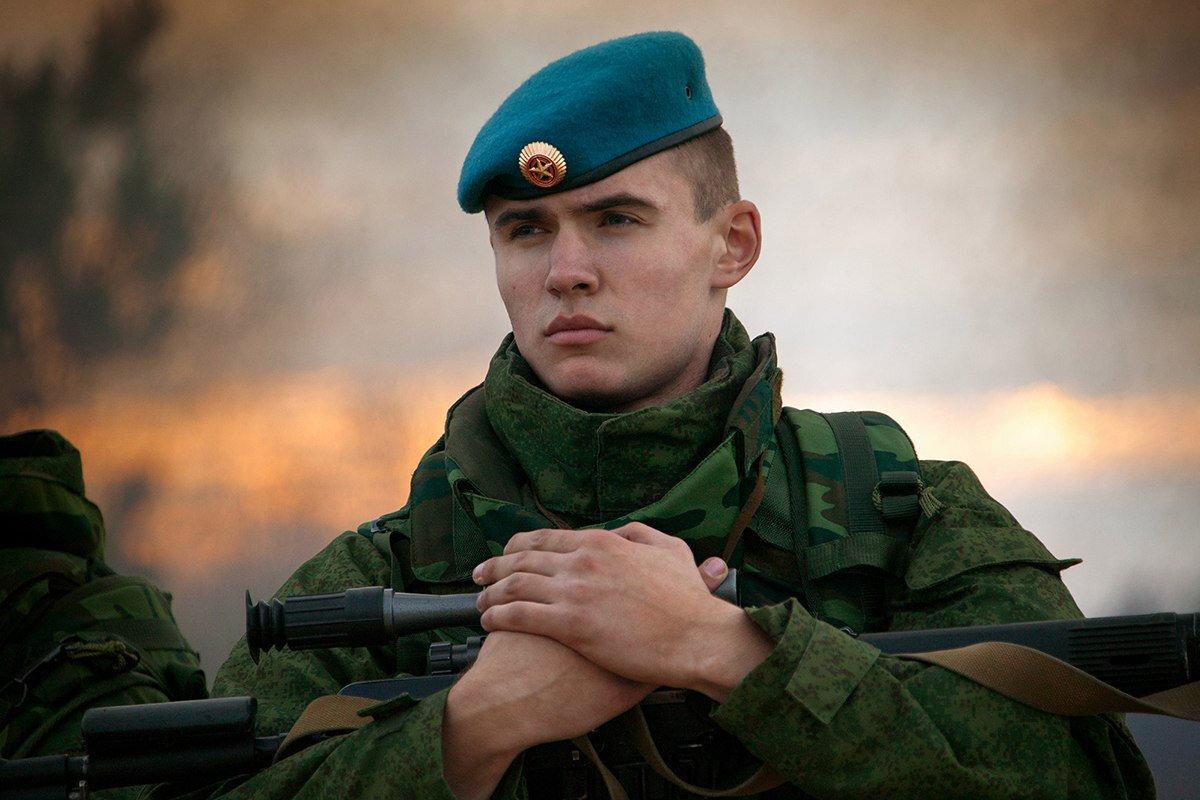 Картинки про солдат