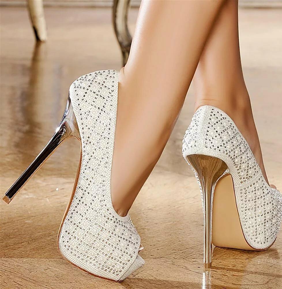 вечерние туфли на высоком каблуке фото разных стран предъявляют