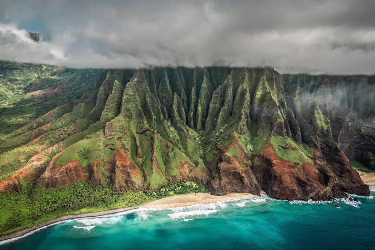 остров кауаи гавайи фото был уверен что