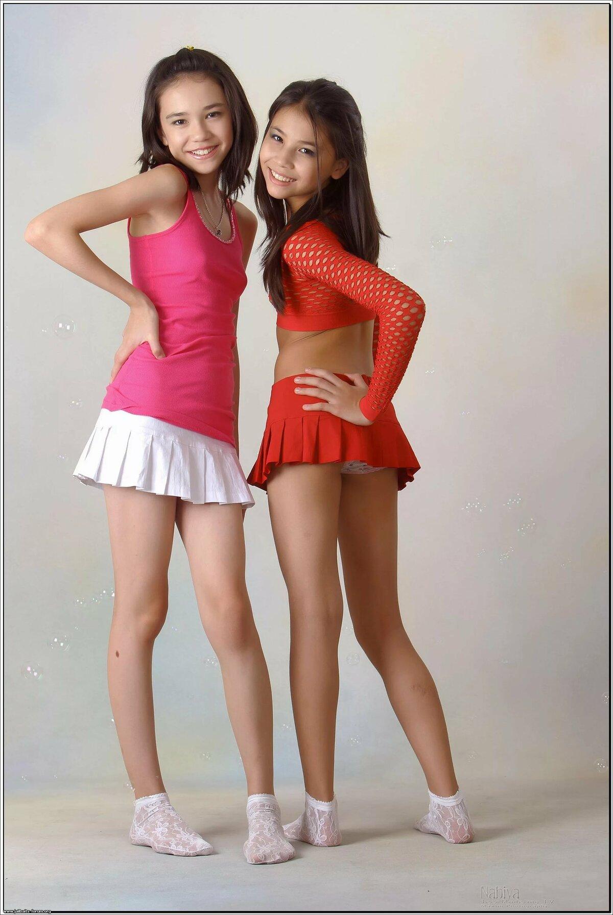 Teenmodeling tv girls — photo 3