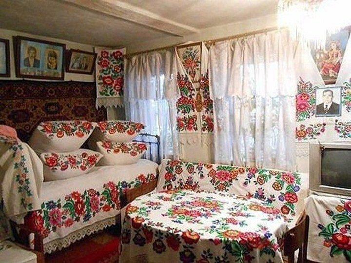 чему фото старинных русских деревенских рушников всегда очаровывает