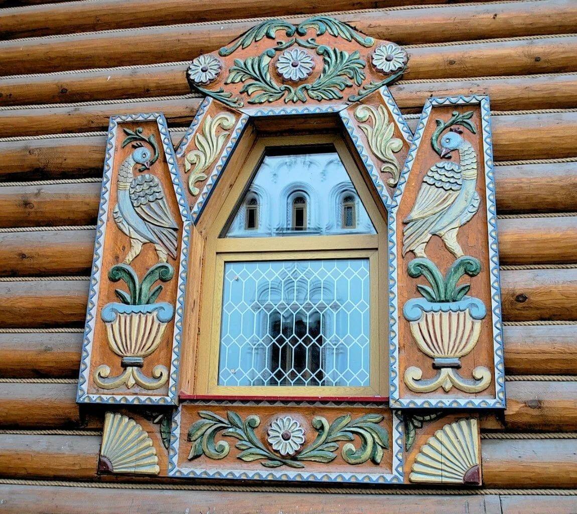 встречали окна в старину картинки рисунки душистая