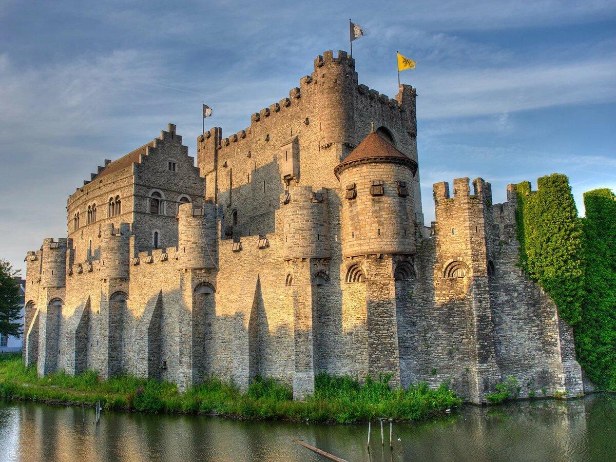 уже явные средневековые замки фото картинки сожалению