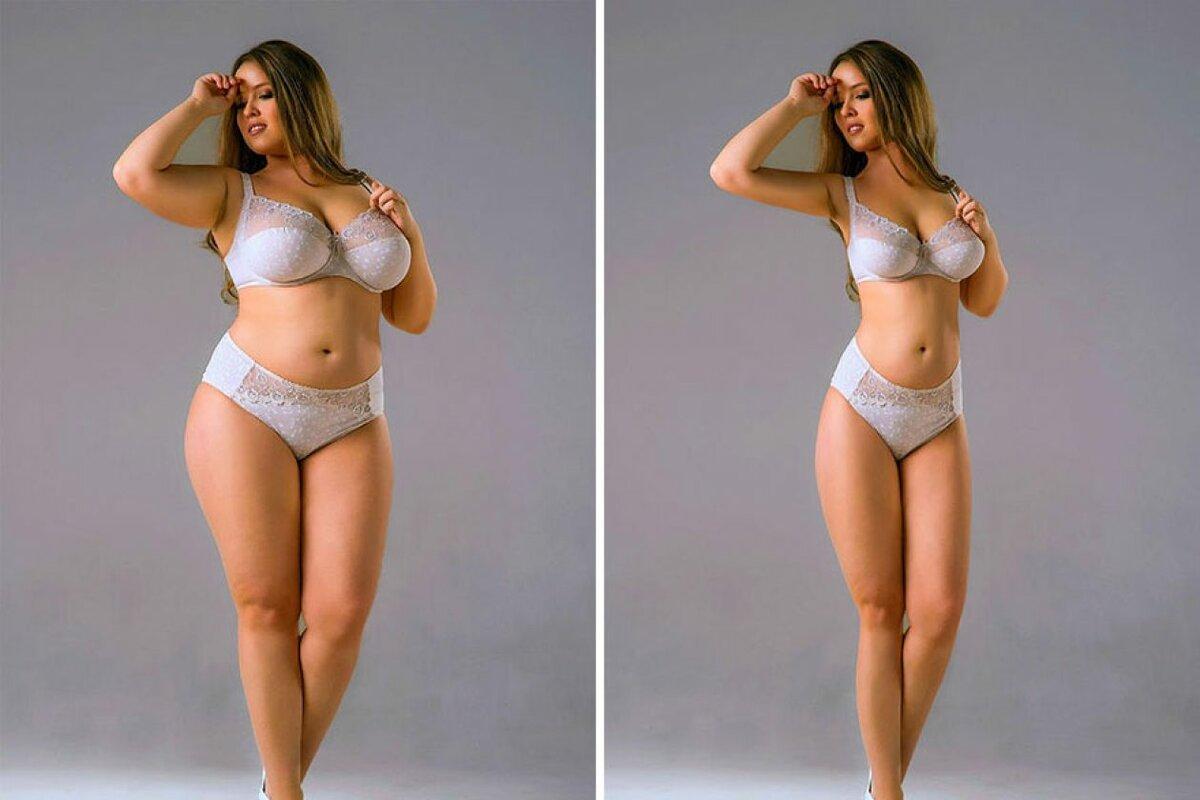 толстенькие фигуры голые - 11