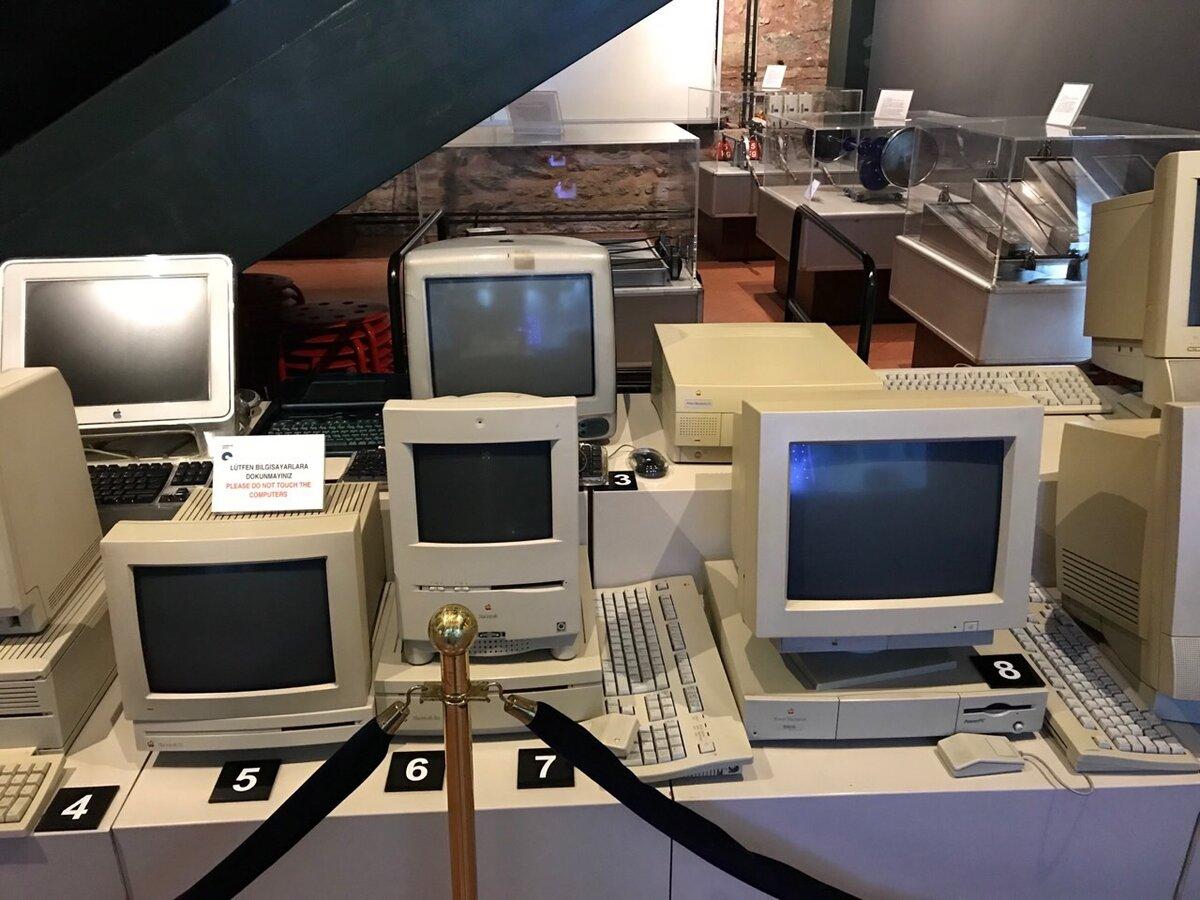 так эволюция компьютеров фото украсит любой