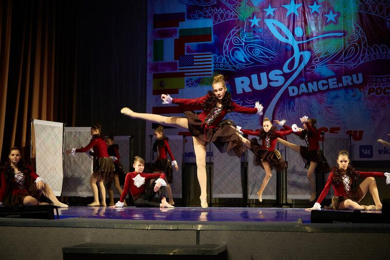Пиковая дама. Rusdance. Международный фестиваль-конкурс
