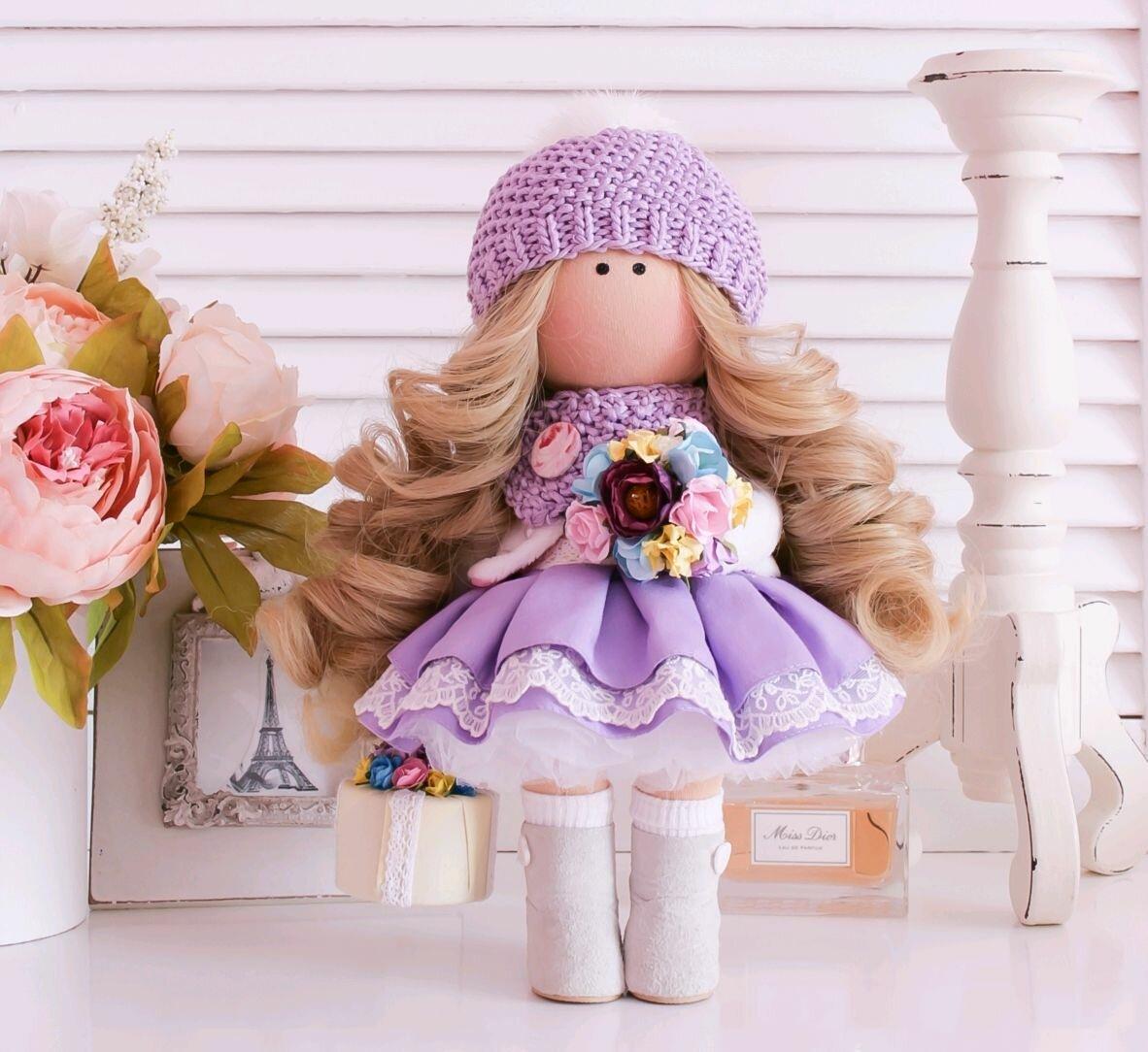 Куклы ручной работы в картинках