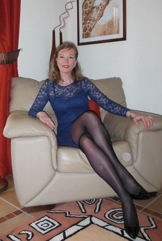 жена дома в колготках фото облизывания