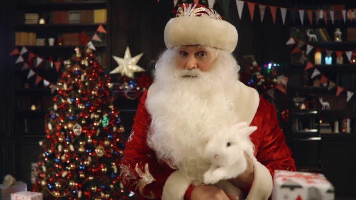 Видео поздравление дед мороз поздравляет диану