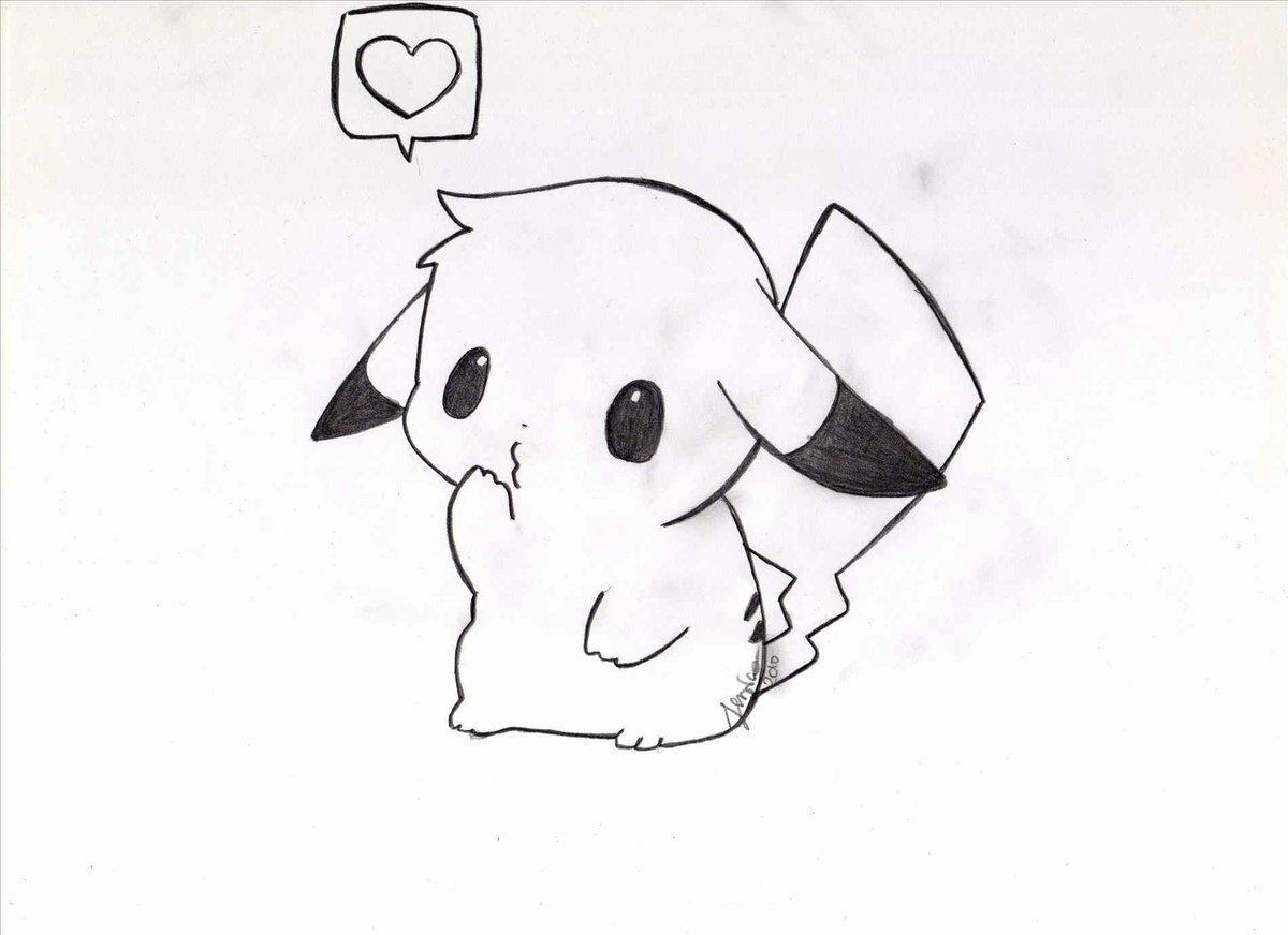 Как нарисовать прикольный рисунок простым карандашом, картинки комп